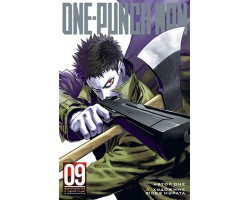 One-Punch Man. Книга 9