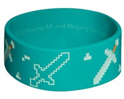 Браслет Minecraft - Explorer Rubber Bracelet One Size