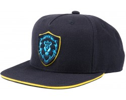 Бейсболка World of Warcraft - 15th Anniversary Alliance (Snapback)