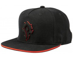 Бейсболка World of Warcraft - 15th Anniversary Horde (Snapback)