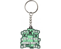 Брелок Minecraft - Creeper Rush