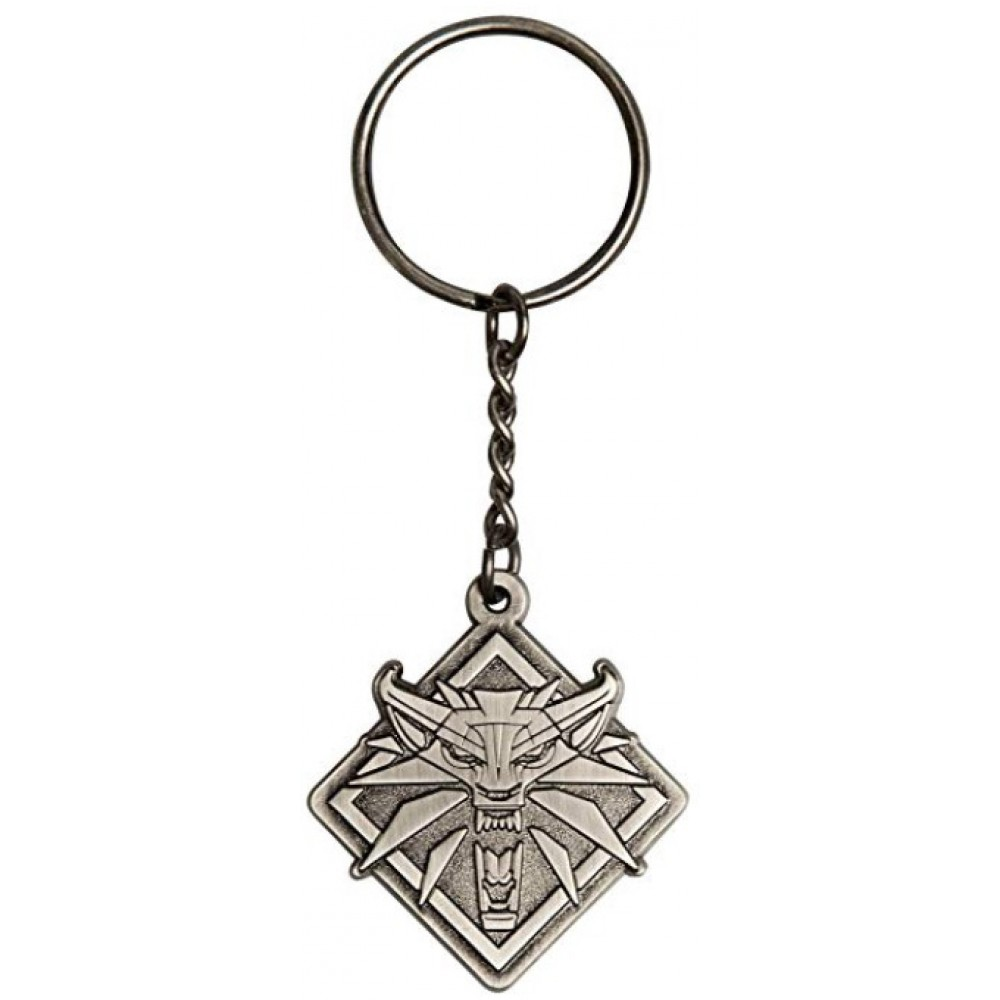 Брелок The Witcher - Medallion