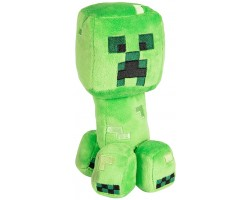 М'яка іграшка Minecraft - Happy Explorer Creeper