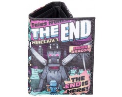 Гаманець Minecraft - Tales from the End Tri Fold Wallet