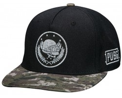 Бейсболка JINX PUBG - Pan Crest Snap Back Hat