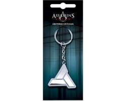 Брелок Assassin's Creed - Abstergo Logo