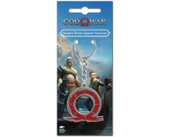 "Брелок God of War ""Serpent Bottle Opener"""