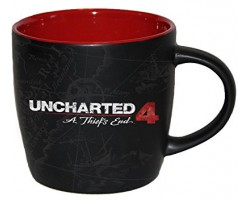 """Кружка Uncharted 4: A Thief's End """"Compass Map"""""""