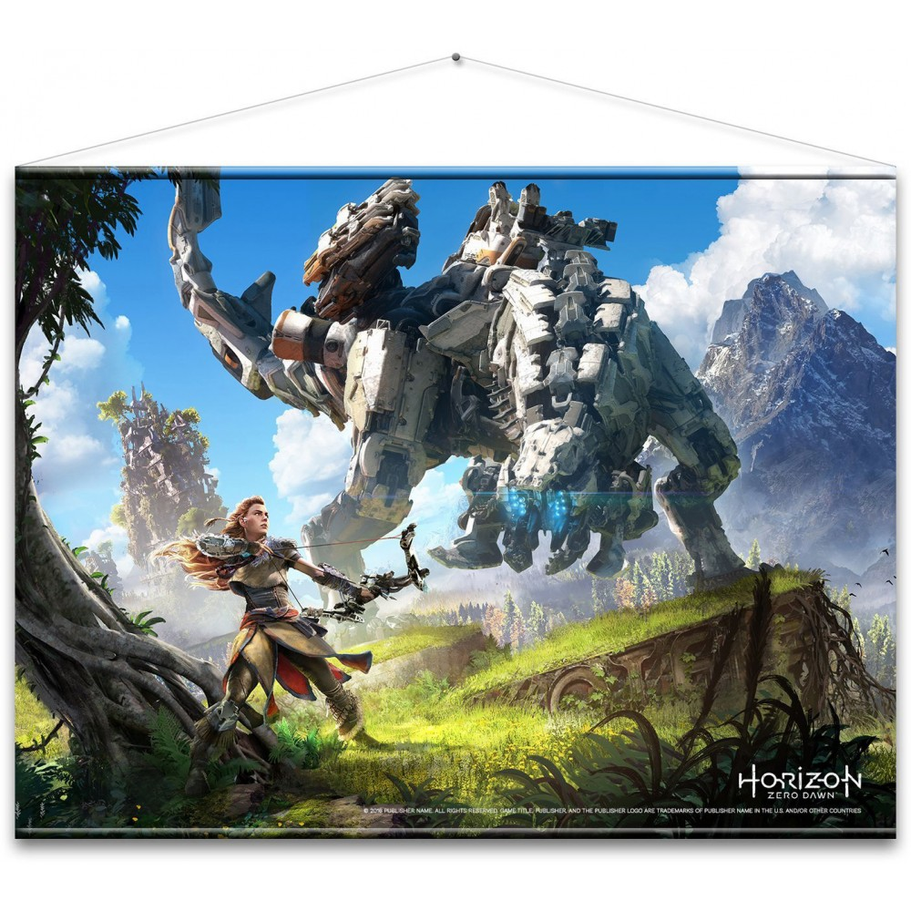 Постер Horizon Zero Dawn - Cover Art
