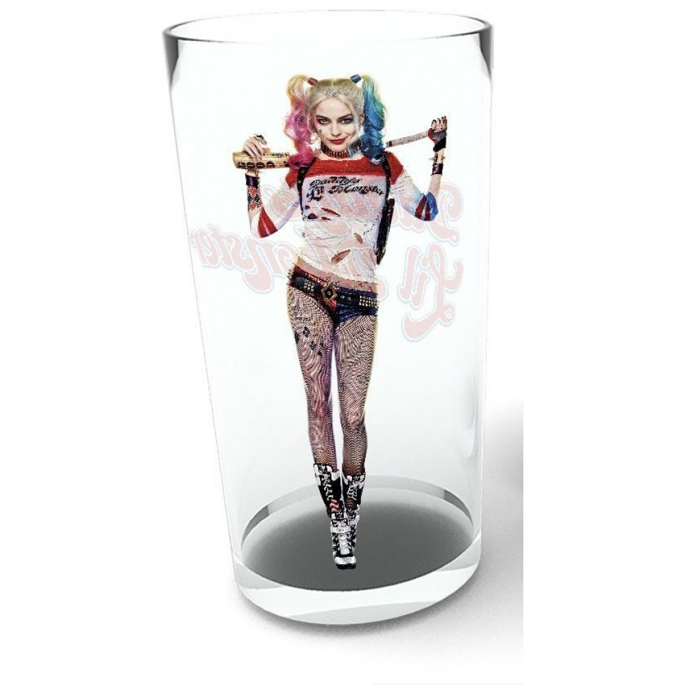 Склянка Suicide Squad - Harley Stand
