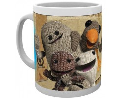 Кружка Little Big Planet Characters