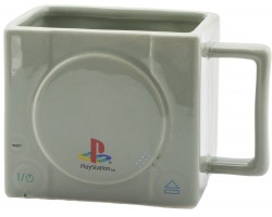 Кружка PlayStation - Console 3D
