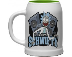 Кухоль Rick and Morty - Get Schwifty