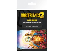 Візитниця Borderlands 3 - Key Art