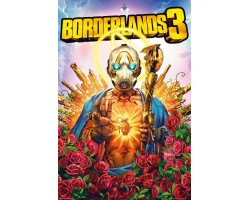 Постер Borderlands 3 - Game Cover