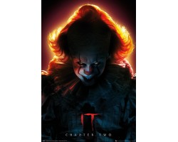 Постер It: Chapter Two - Pennywise