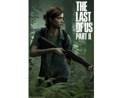 Постер The Last of Us Part II - Ellie
