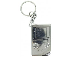 Брелок Gameboy 3D Metal Keyring