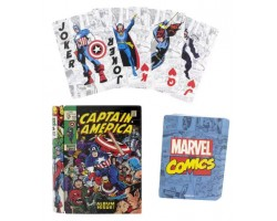Ігрові карти Marvel Comic Book Playing Cards
