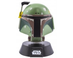 Нічник Star Wars - Bobba Fett Icon Light