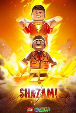 Трейлер «LEGO DC: Shazam! Magic and Monsters»