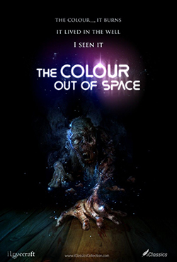 Трейлер Colour Out Of Space»